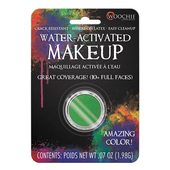 Woochie Green Water Activated Makeup (0.07 oz/1.98 gm)