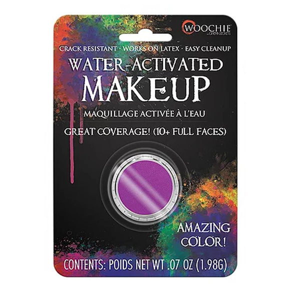 Woochie Purple Water Activated Makeup (0.07 oz/1.98 gm)