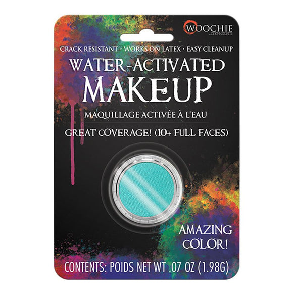 Woochie Teal Water Activated Makeup (0.07 oz/1.98 gm)