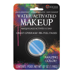Woochie Light Blue Water Activated Makeup (0.07 oz/1.98 gm)