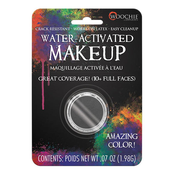 Woochie Dark Grey Water Activated Makeup (0.07 oz/1.98 gm)