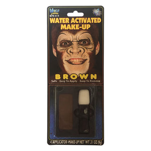 Wolfe FX Brown Water Based Makeup w/ Applicator (9 gm)
