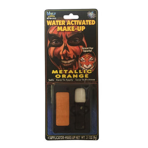 Wolfe FX Metallic Orange Water Based Makeup w/ Applicator (9 gm)
