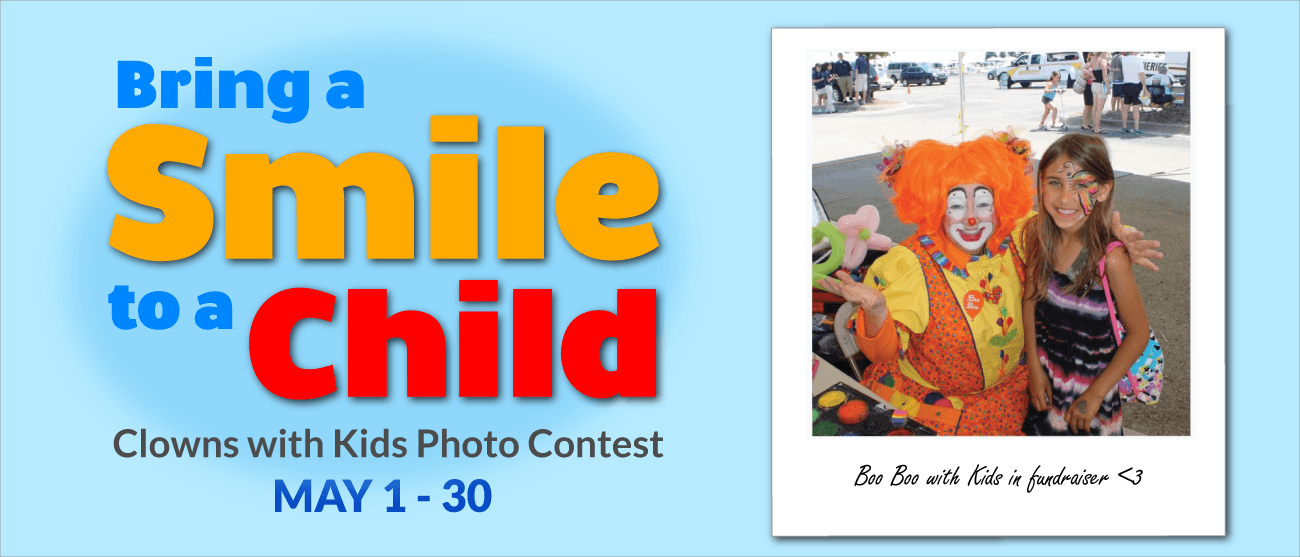Bring a Smile to a Child Photo Contest