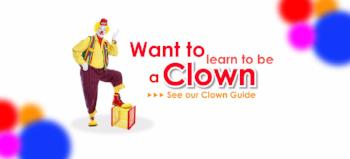 Learn how to be a Clown!