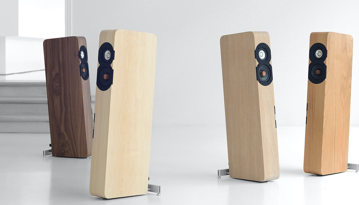 Introducing Boenicke loudspeakers!