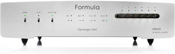 Aqua Formula xHD Optologic DAC - Alma Music and Audio - San Diego, California