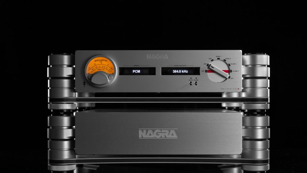 Nagra HD DAC X - Alma Music and Audio - San Diego, California