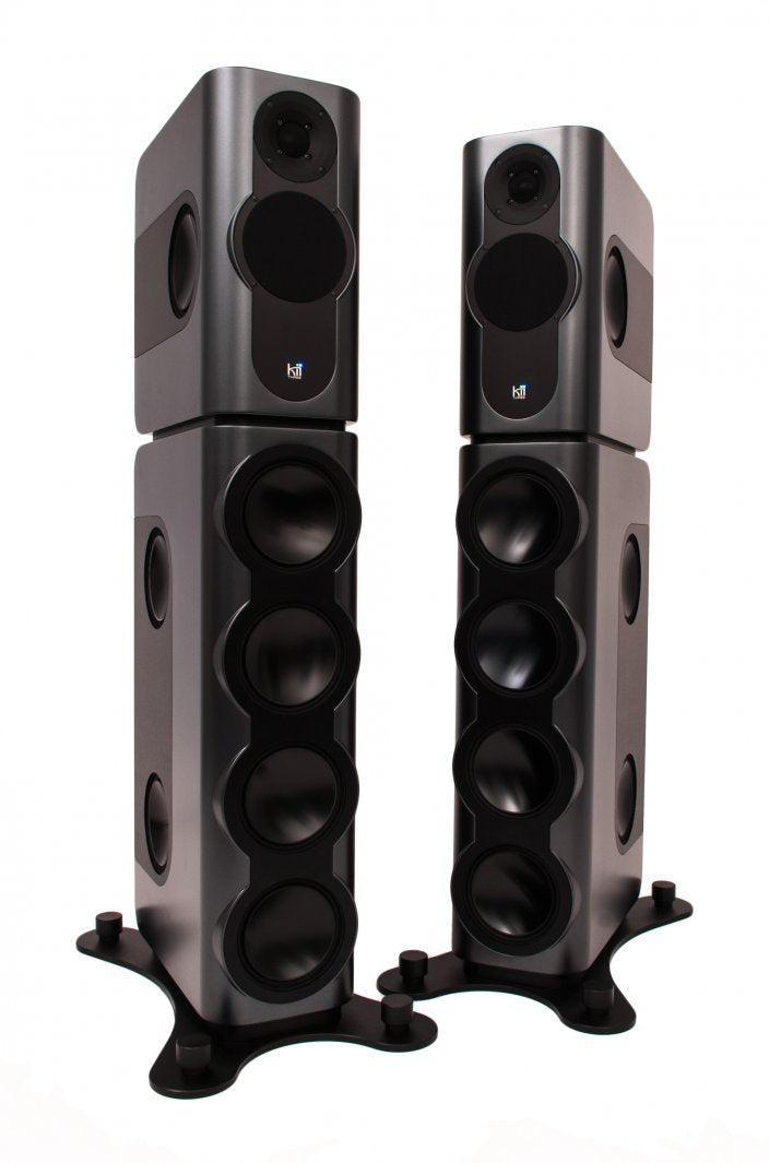 Kii THREE + BXT Complete System - Alma Music and Audio - San Diego, California