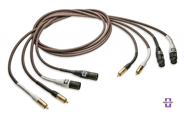 Analysis Plus Chocolate Oval-In Interconnect Cable [In-wall] - Alma Music and Audio - San Diego, California