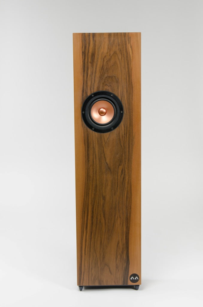 Audio Alto AA R101FR Floorstanding Single-Driver Loudspeaker - Alma Music and Audio - San Diego, California