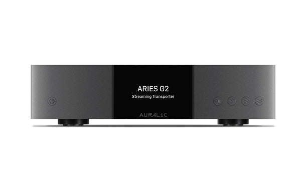 Auralic Aries G2 Wireless Streaming Transport - Alma Music and Audio - San Diego, California