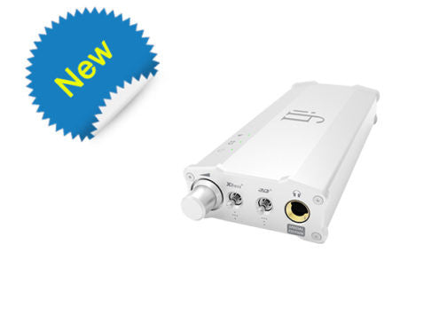 iFi Audio Micro iCan SE Headphone Amplifier - Alma Music and Audio - San Diego, California