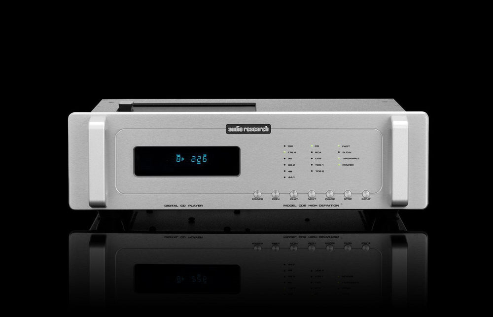 Audio Research CD6 CD Player with DAC - Alma Music and Audio - San Diego, California