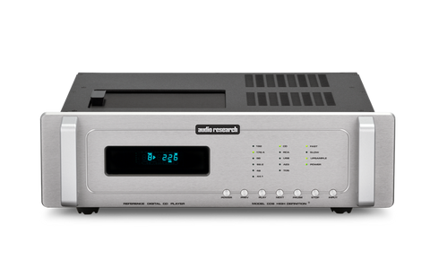 Audio Research Reference CD9 Reference CD Player with DAC - Alma Music and Audio - San Diego, California