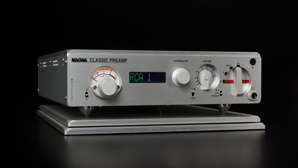 Nagra Classic Preamp - Alma Music and Audio - San Diego, California