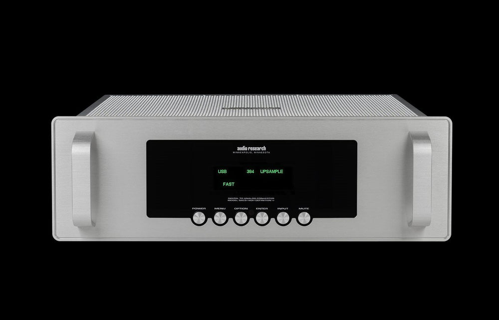 Audio Research DAC9 Foundation Series Digital-to-Analog Converter - Alma Music and Audio - San Diego, California