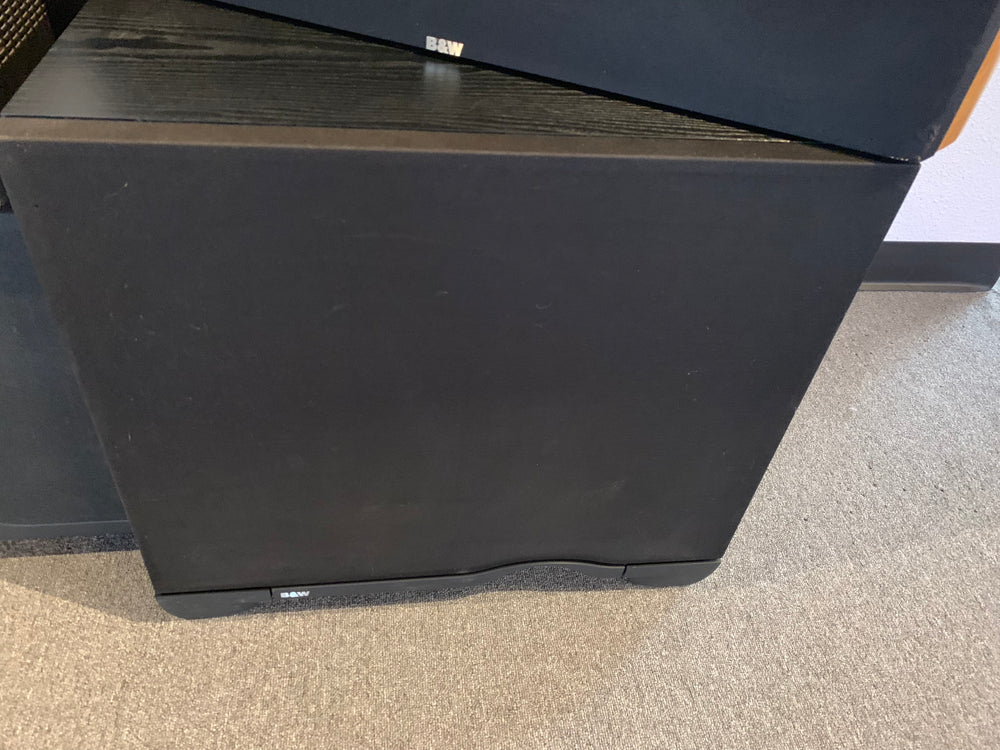 B&W ASW300 Subwoofer [Previously Owned] - Alma Music and Audio - San Diego, California