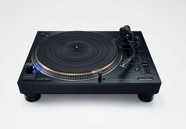Technics SL-1210GAE 55th Anniversary Limited Edition Turntable