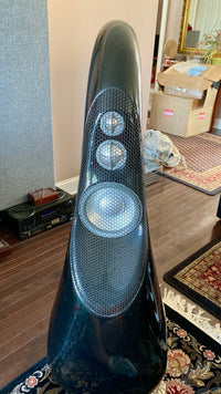 Vivid Audio Giya G3 in Piano Black [Previously Owned] - Alma Music and Audio - San Diego, California