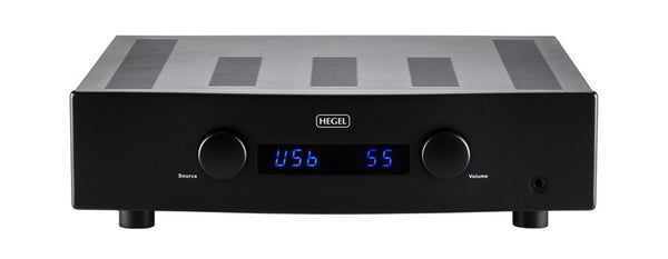 Hegel H160 Integrated Amplifier with DAC and Streamer - Alma Music and Audio - San Diego, California