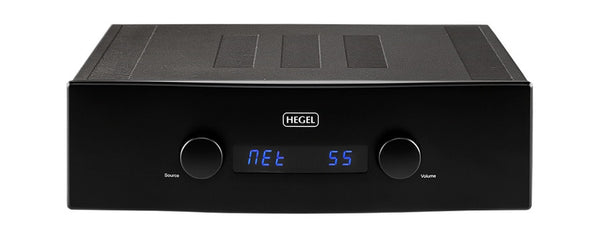 Hegel H360 Integrated Amplifier with DAC and Streamer - Alma Music and Audio - San Diego, California