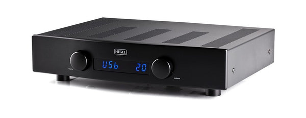 Hegel H80 Integrated Amplifier with DAC - Alma Music and Audio - San Diego, California