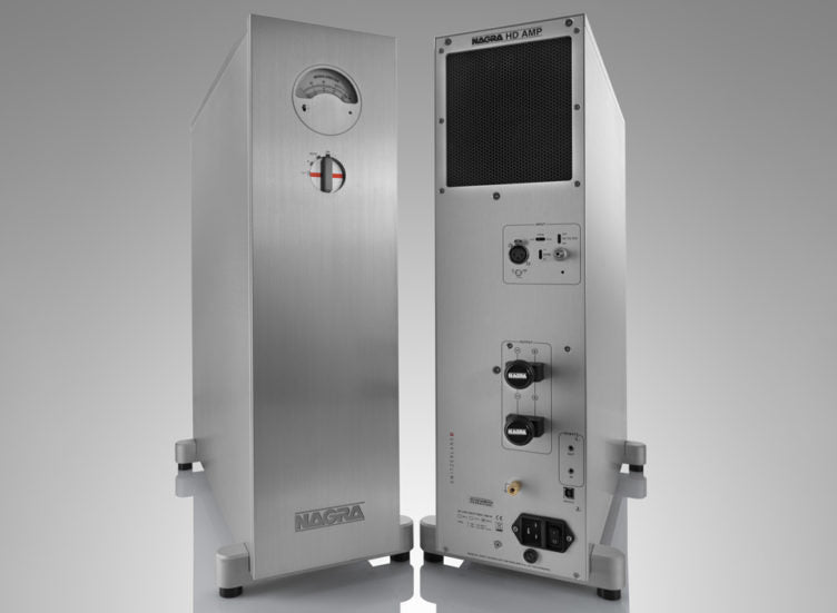 Nagra HD Amp - Alma Music and Audio - San Diego, California
