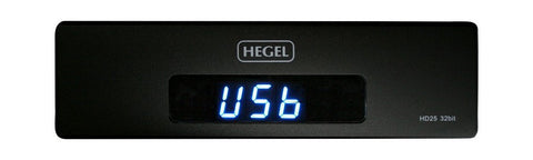 Hegel HD25 DAC - Alma Music and Audio - San Diego, California
