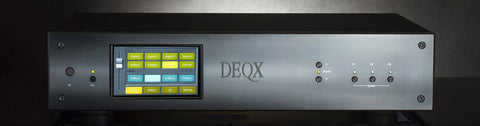 DEQX HDP-5 Preamp / DAC / Processor / Active 3-way Crossover - Alma Music and Audio - San Diego, California