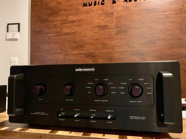 Audio Research Reference 2 mk2 Preamplifier - Alma Music and Audio - San Diego, California
