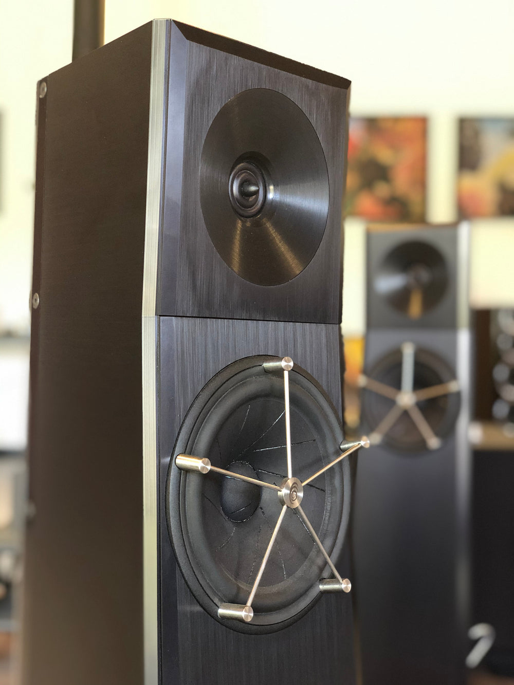 YG Acoustics Carmel floor standing speakers [Previously Owned]