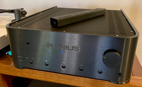 Plinius Tautoro Preamplifier with MM/MC Phono [Previously Owned] - Alma Music and Audio - San Diego, California