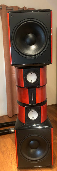 Evolution Acoustics MMThree Speaker [Previously Owned]