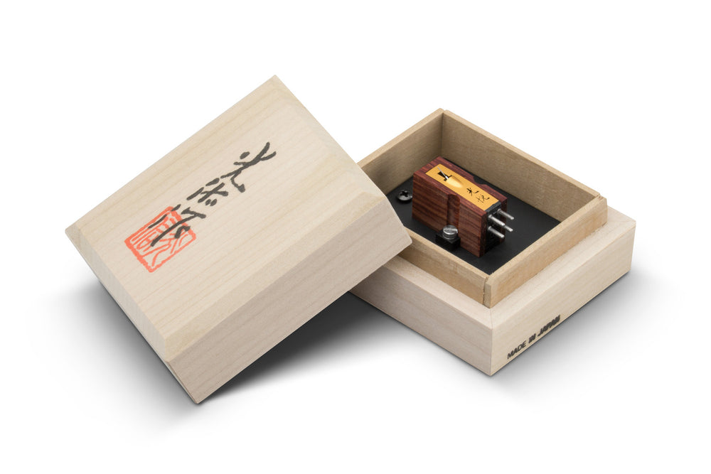 Koetsu Rosewood Signature MC Cartridge - Alma Music and Audio - San Diego, California