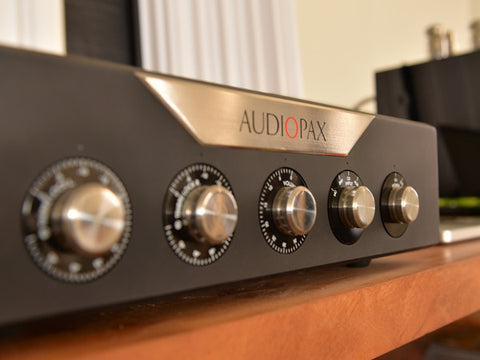 Audiopax Maggiore L50 Preamplifier - Alma Music and Audio - San Diego, California