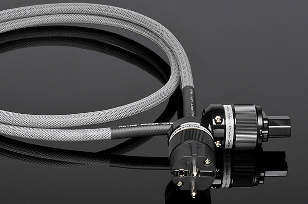 GigaWatt LC-1 MK3+ High Performance Power Cord - Alma Music and Audio - San Diego, California
