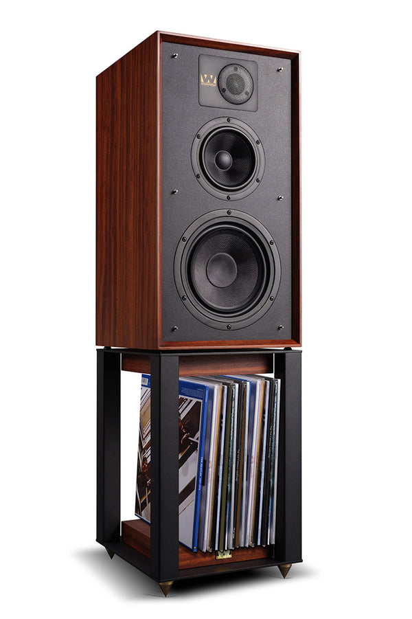 Wharfedale Linton Heritage 3-way Large Standmounted Speakers