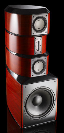 Evolution Acoustics MMTwo Speaker - Alma Music and Audio - San Diego, California