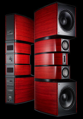 Evolution Acoustics MMThree Speaker - Alma Music and Audio - San Diego, California