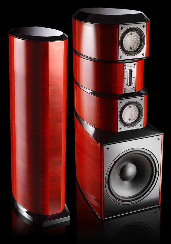 Evolution Acoustics MMTwo EXACT Speaker - Alma Music and Audio - San Diego, California