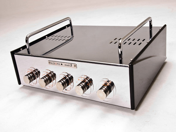 Audiopax Model 5 Preamplifier - Alma Music and Audio - San Diego, California