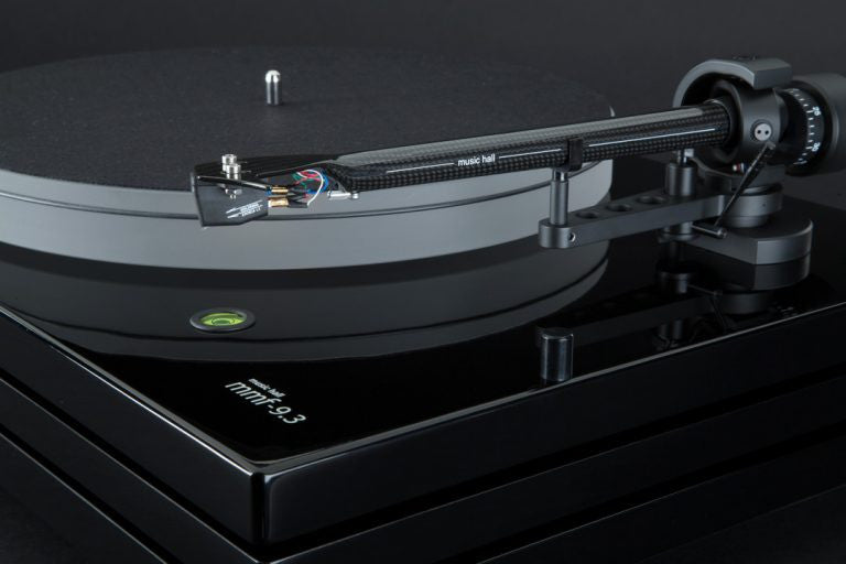 Music Hall mmf-9.3 Turntable - Alma Music and Audio - San Diego, California