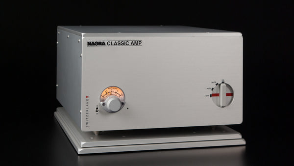 Nagra Classic Amp - Alma Music and Audio - San Diego, California