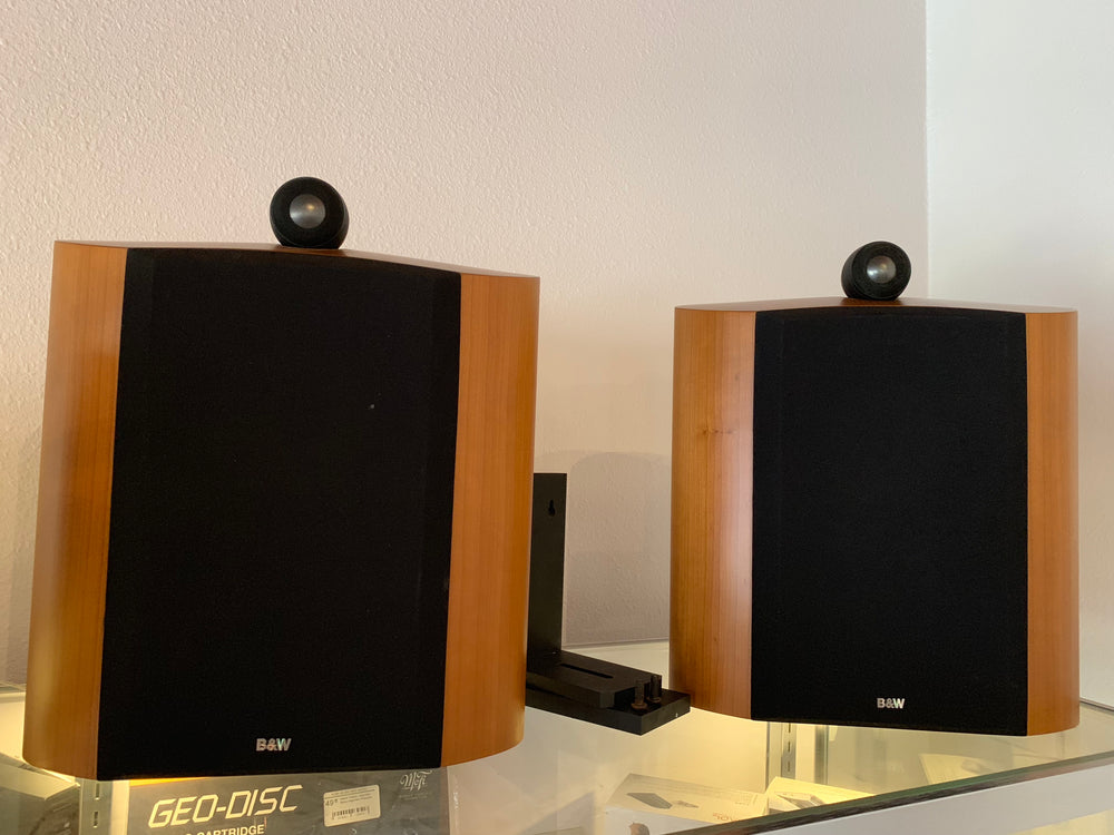 B&W Nautilus HTM-1 Surround Speakers [Previously Owned] - Alma Music and Audio - San Diego, California