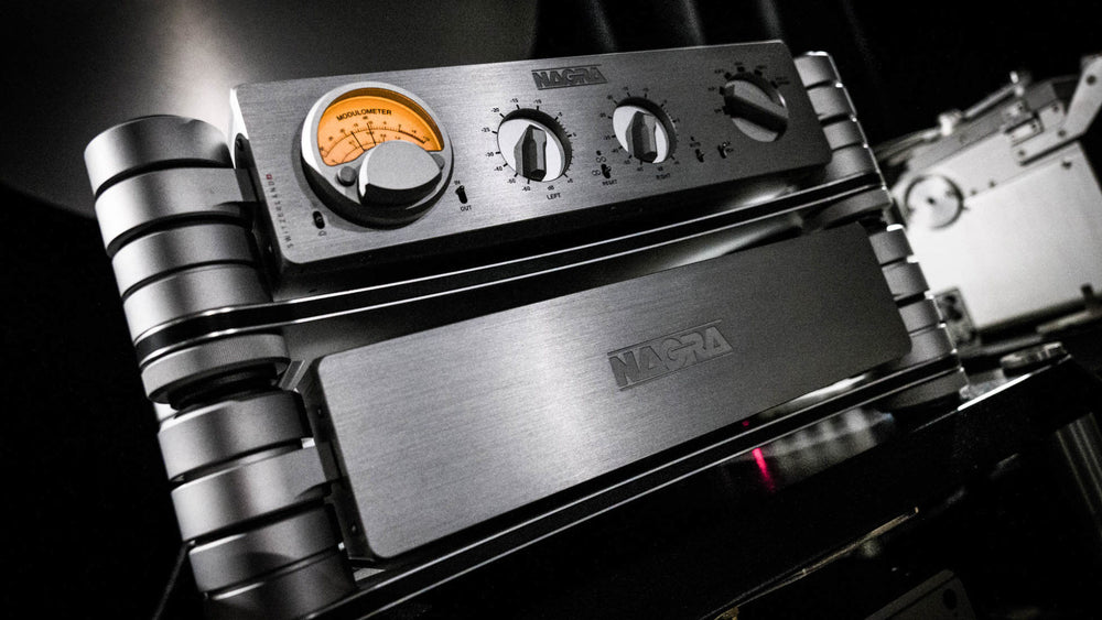 Nagra HD Preamplifier - Alma Music and Audio - San Diego, California