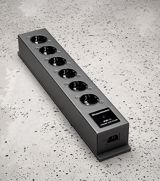 GigaWatt PF-1 MK2 Filtering Power Strip - Alma Music and Audio - San Diego, California