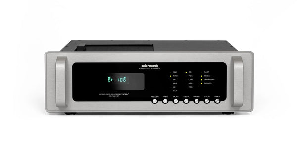 Audio Research CD6 SE CD Player with DAC - Alma Music and Audio - San Diego, California