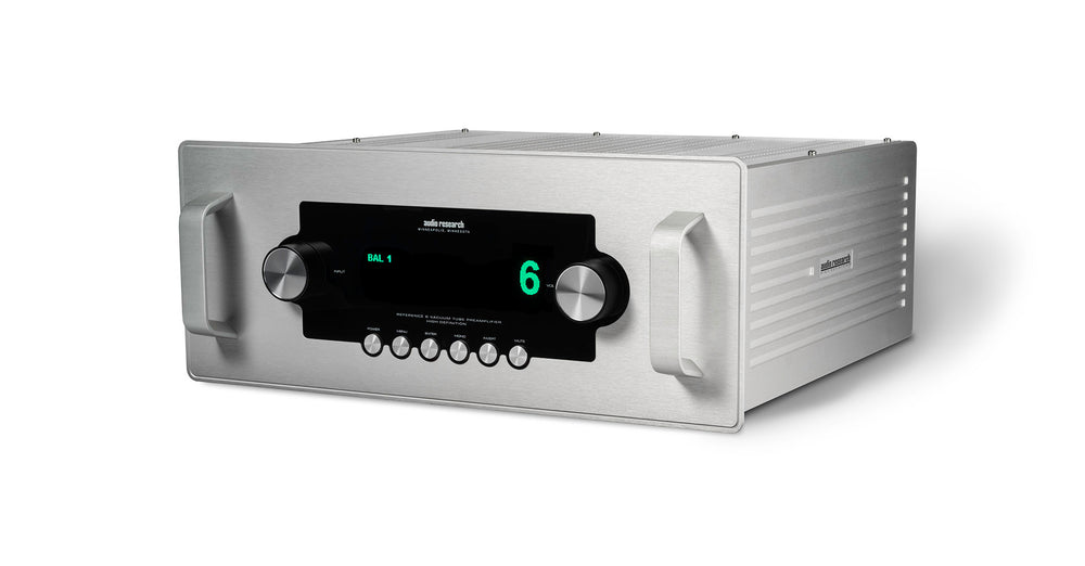 Audio Research Reference 6SE Stereo Preamplifier - Alma Music and Audio - San Diego, California