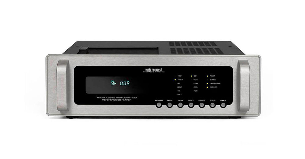 Audio Research Reference CD9 SE Reference CD Player with DAC - Alma Music and Audio - San Diego, California